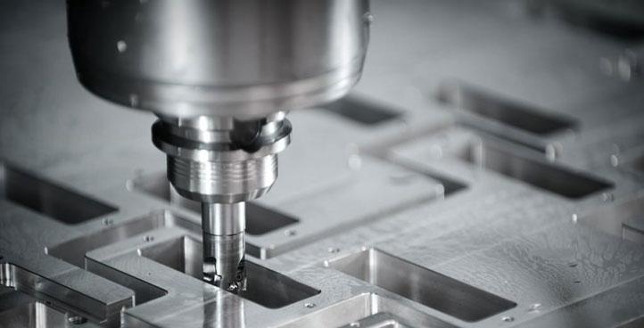 CNC mašinska obrada glodanjem